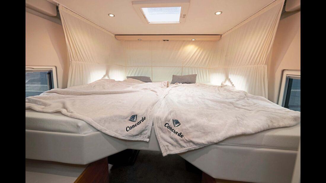 Premiere Concorde Carver 791 RL Bett