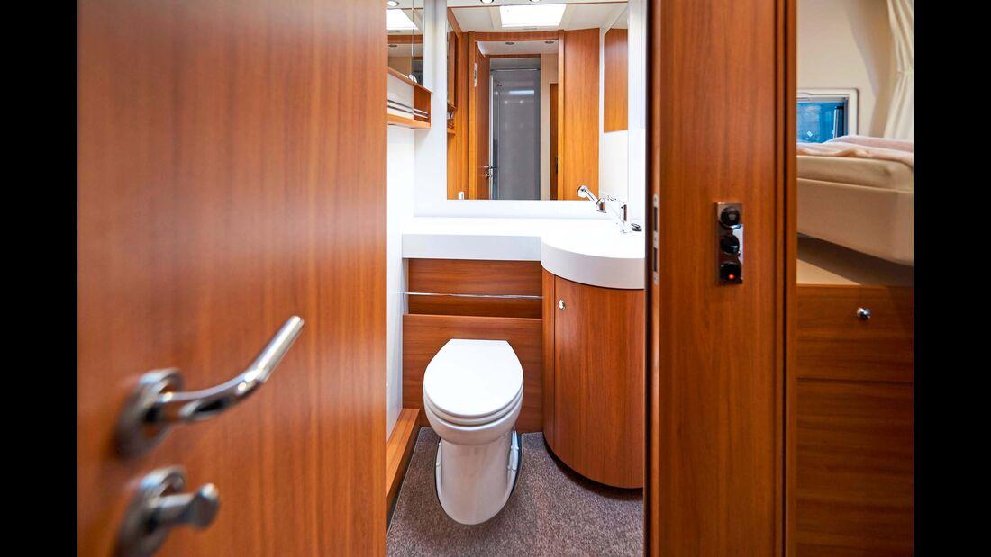 Premiere Concorde Carver 791 RL Toilette