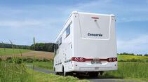 Premiere: Concorde Carver