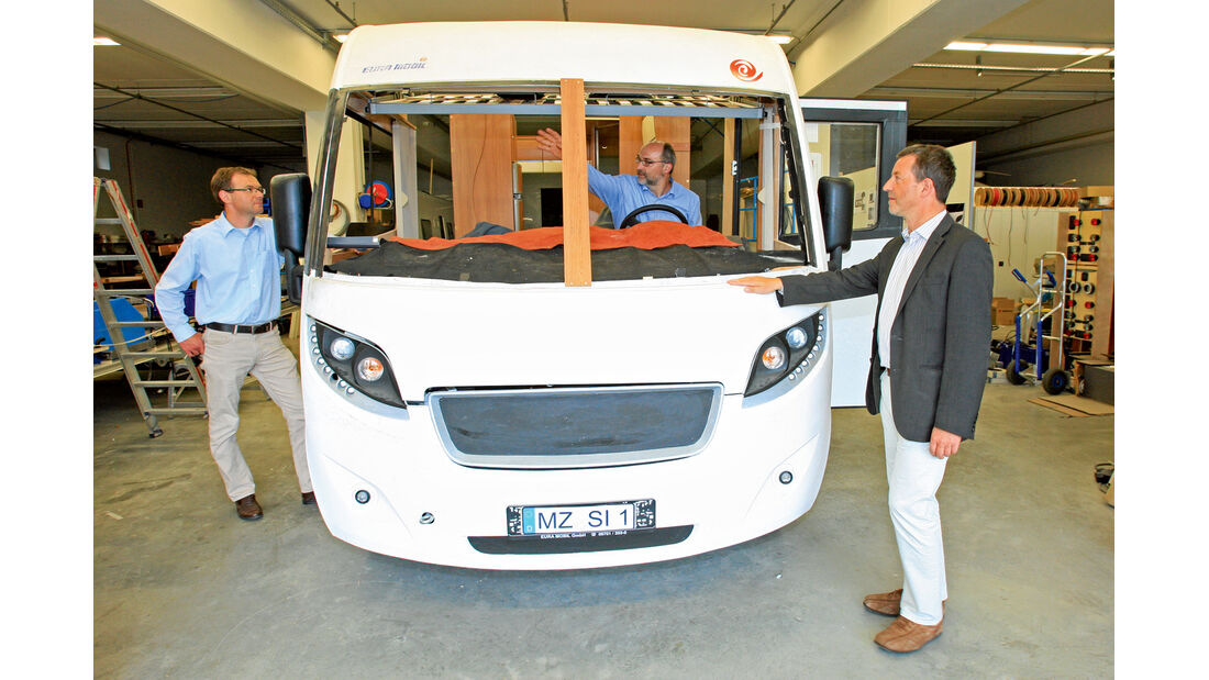 Premiere: Eura Mobil Integra Line