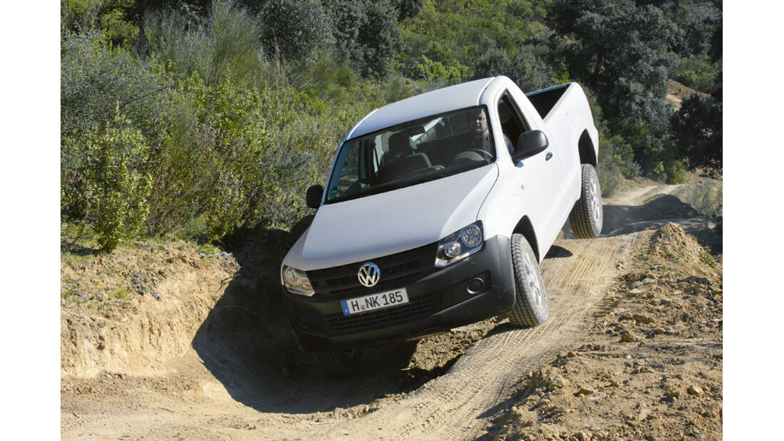 Premiere: VW 4Motion