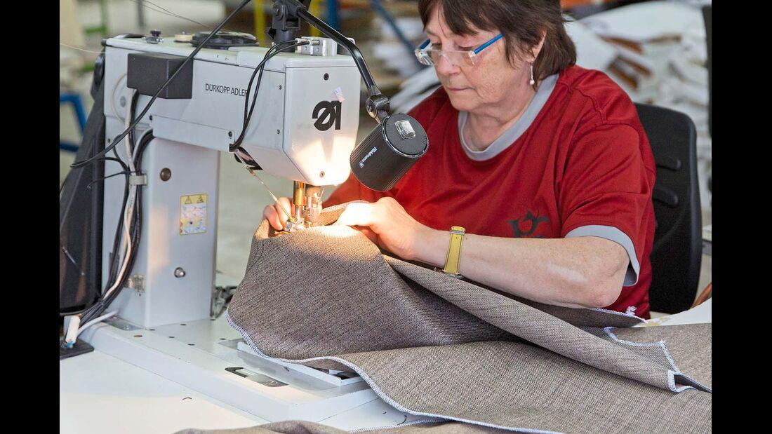Produktion von G+S in Pfaffen-Schwabenheim