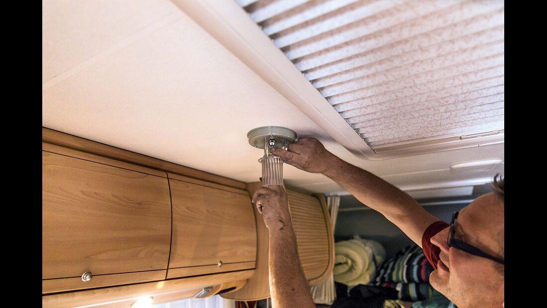 Profi-Tipp: Auf LED-Beleuchtung umstellen