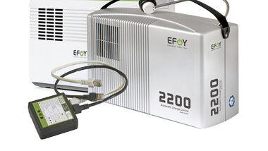 Profi-Tipp: Efoy-Brennstoffzelle updaten