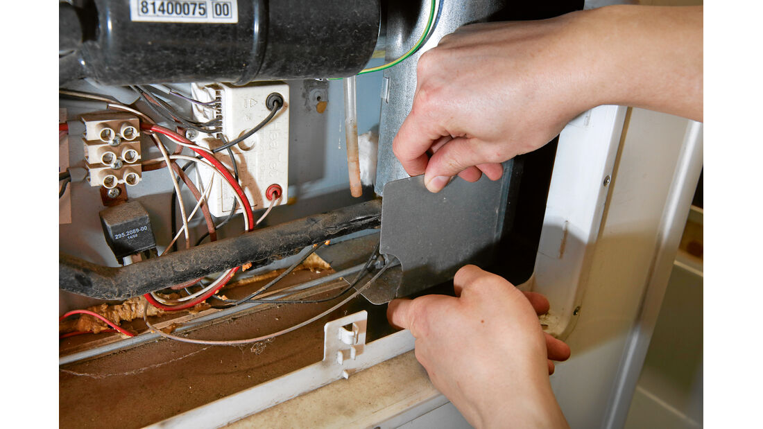 Profi-Tipp: Kühlschrank-Brenner reinigen, Ratgeber