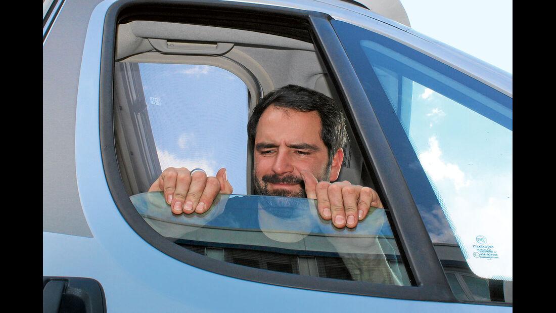 Profi-Tipp, Nothilfe bei defekten Fensterheber