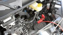 Profi-Tipp: Starthilfe, Motorraum