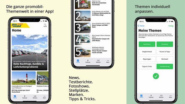 Promobil-App 2021