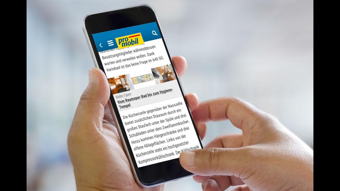 Promobil News-App