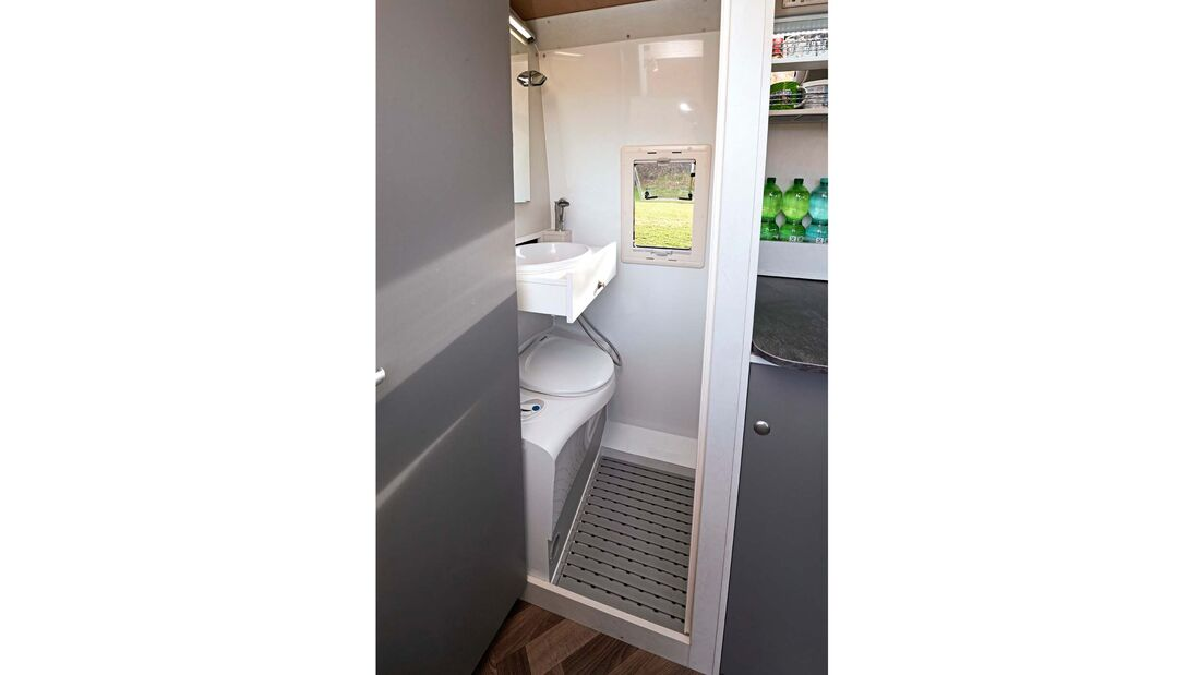 Quickcheck Schwabenmobil Florida Tango Toilette