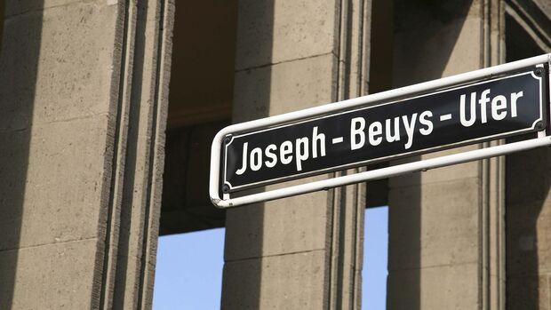 """Radroute """"Beuys & Bike"""""""