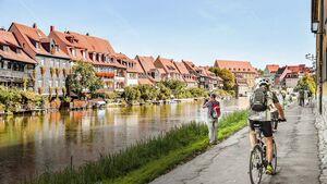 Radrunde durch Oberfranken