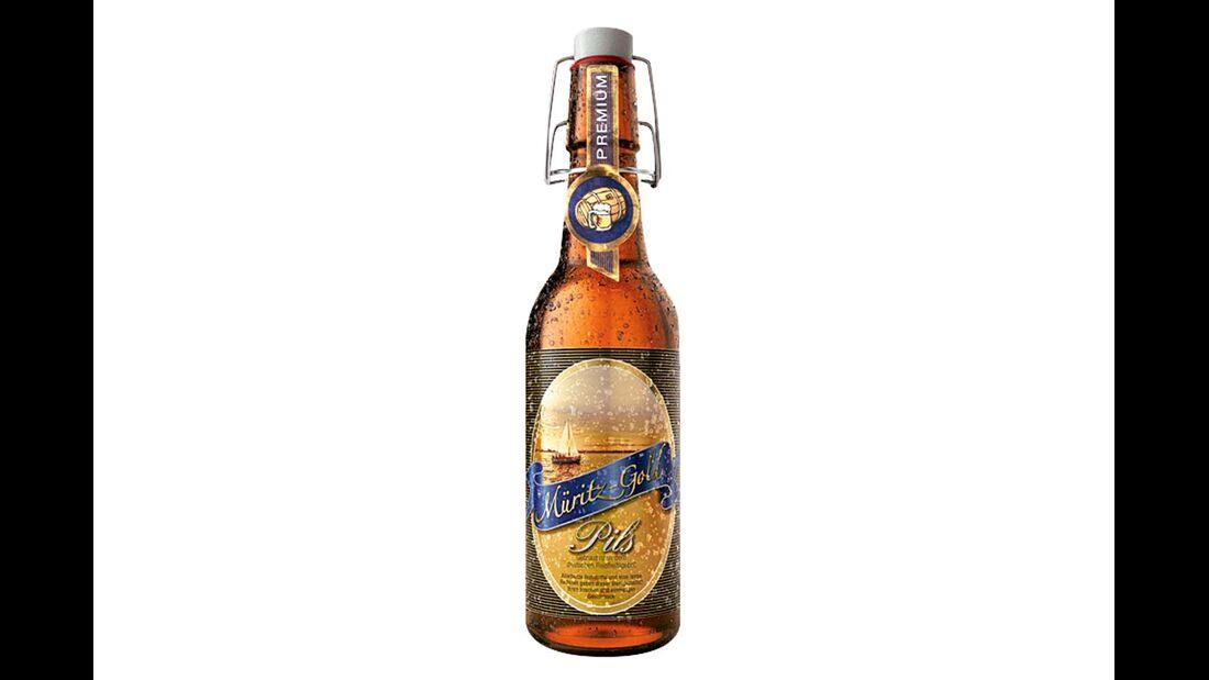 Räucherfisch, Spanferkel und Craft Beer kann man im Brauhaus Müritz auf der Mecklenburgischen Seenplatte genießen