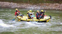 Raftingtour auf dem strudelreichen Dunajec im Pieniny-Nationalpark
