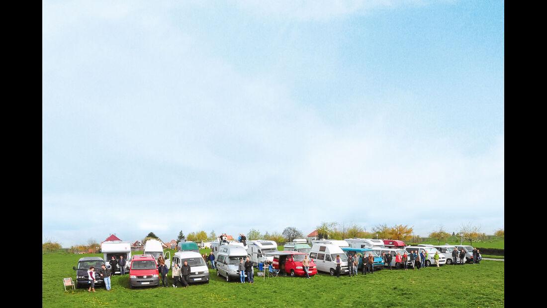 Ratgeber: Carsharing, Campingplatz
