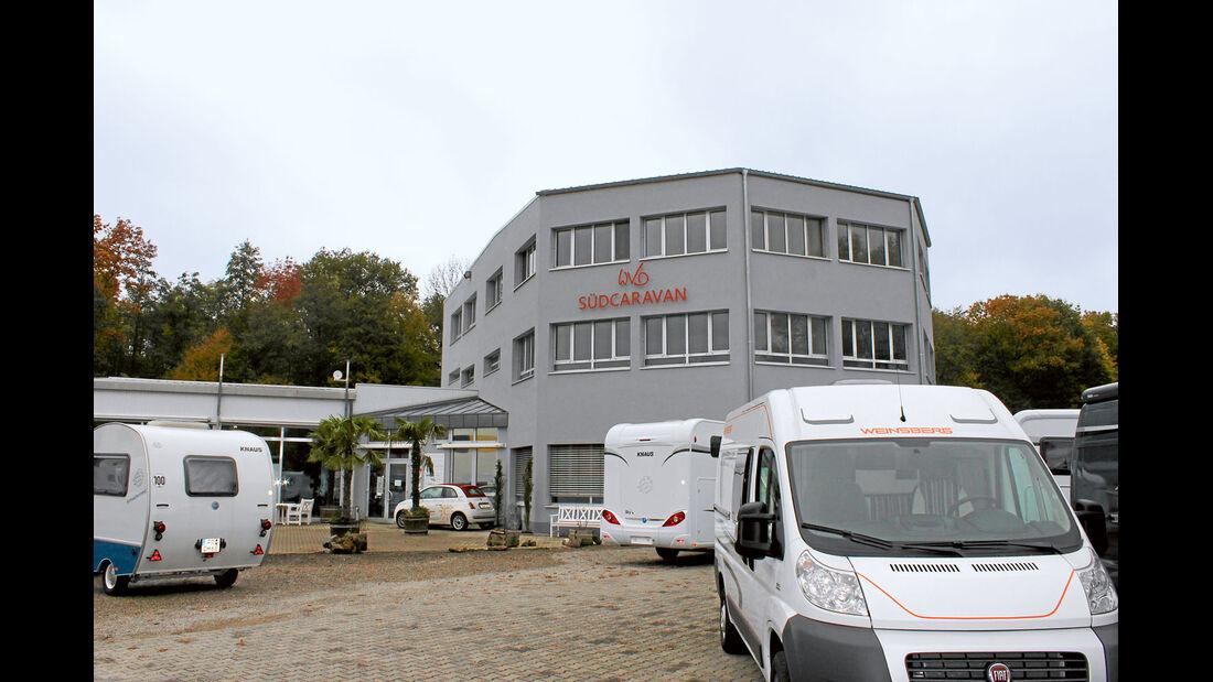 Ratgeber: Carsharing, Südcaravan Freiburg