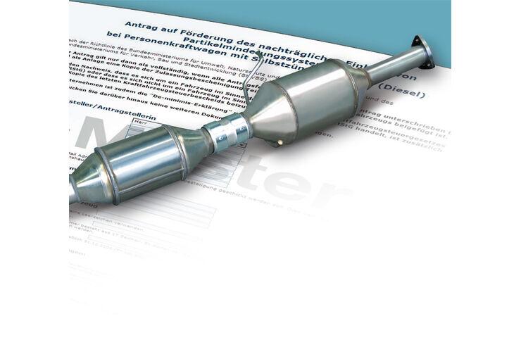 Ratgeber: Förderung Rußfilter 2010
