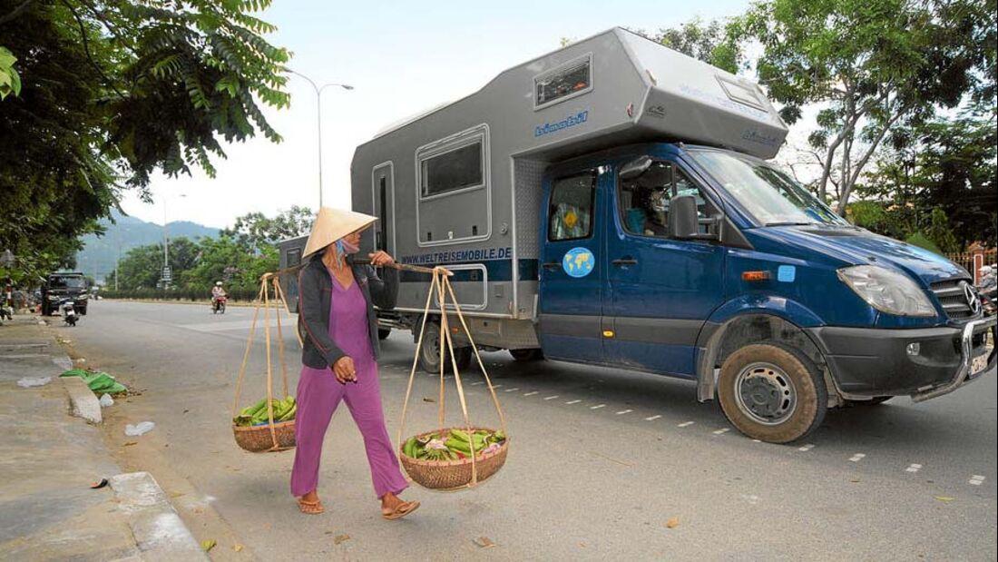 Ratgeber: Geführte Reisemobiltouren, Asien
