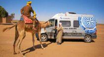 Ratgeber: Geführte Reisemobiltouren, Einheimische Menschen und Tiere