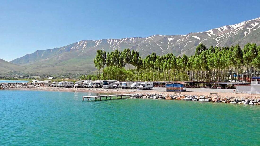 Ratgeber: Geführte Reisemobiltouren, Griechenland, Türkei