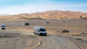 Ratgeber: Geführte Reisemobiltouren, Marokko