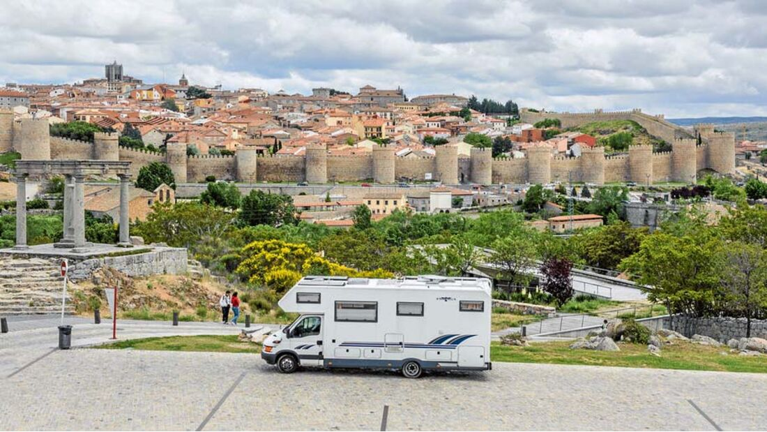 Ratgeber: Geführte Reisemobiltouren, Mittelmeerregion