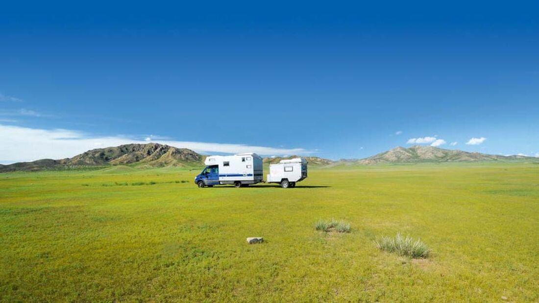 Ratgeber: Geführte Reisemobiltouren, Mongolei