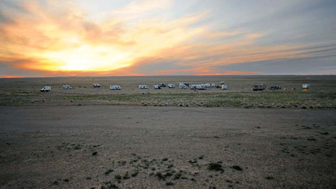Ratgeber: Geführte Reisemobiltouren, Wüste Gobi