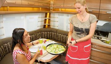 Ratgeber: Kochen im Reisemobil