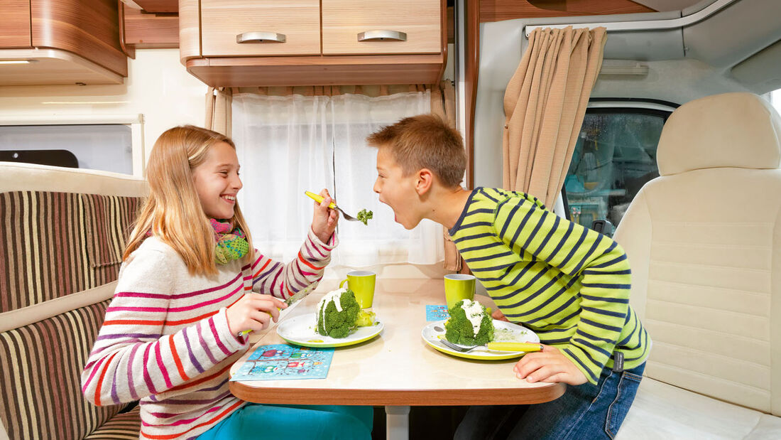 Ratgeber: Kochen mit Kindern