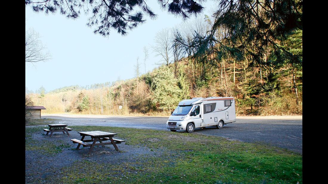 Ratgeber: Mobil-Tour Elsass, Arzviller