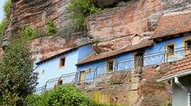 Ratgeber: Mobil-Tour Elsass, Felsenbauten