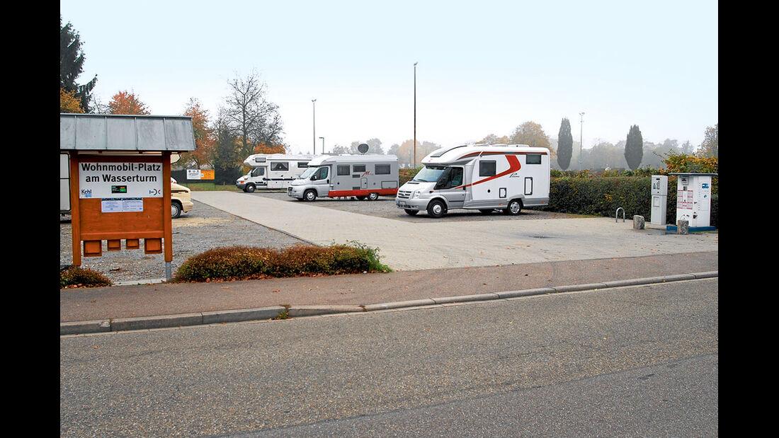 Ratgeber: Mobil-Tour Elsass, Kehl