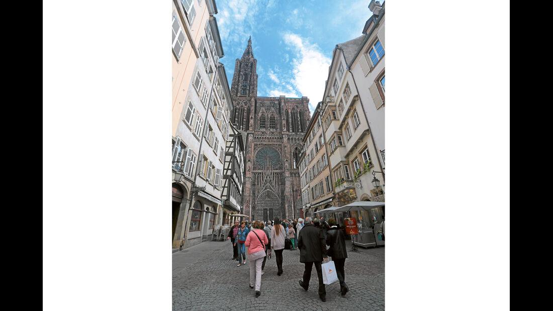 Ratgeber: Mobil-Tour Elsass, Münster