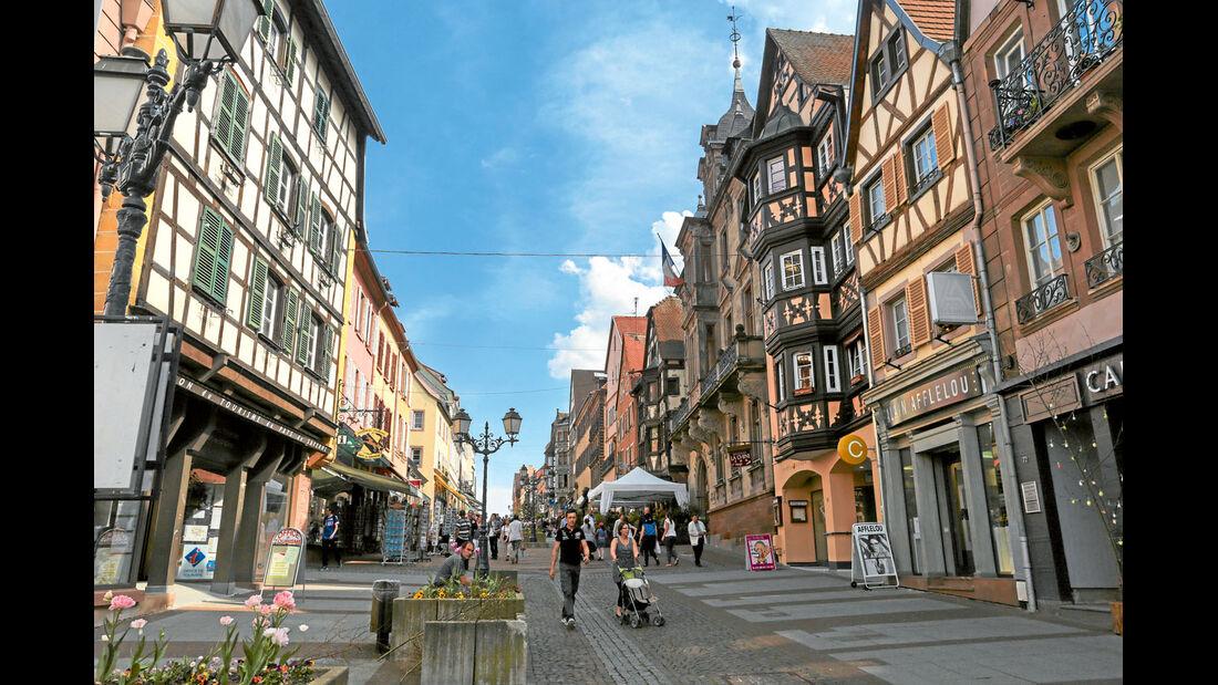 Ratgeber: Mobil-Tour Elsass, Saverne