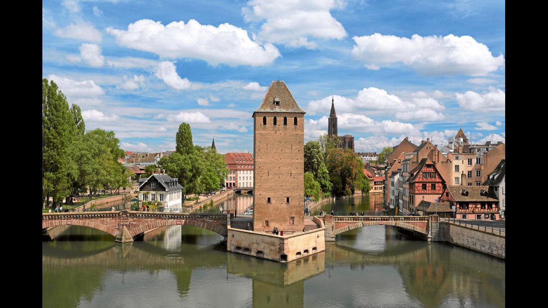 Ratgeber: Mobil-Tour Elsass, Strasbourg