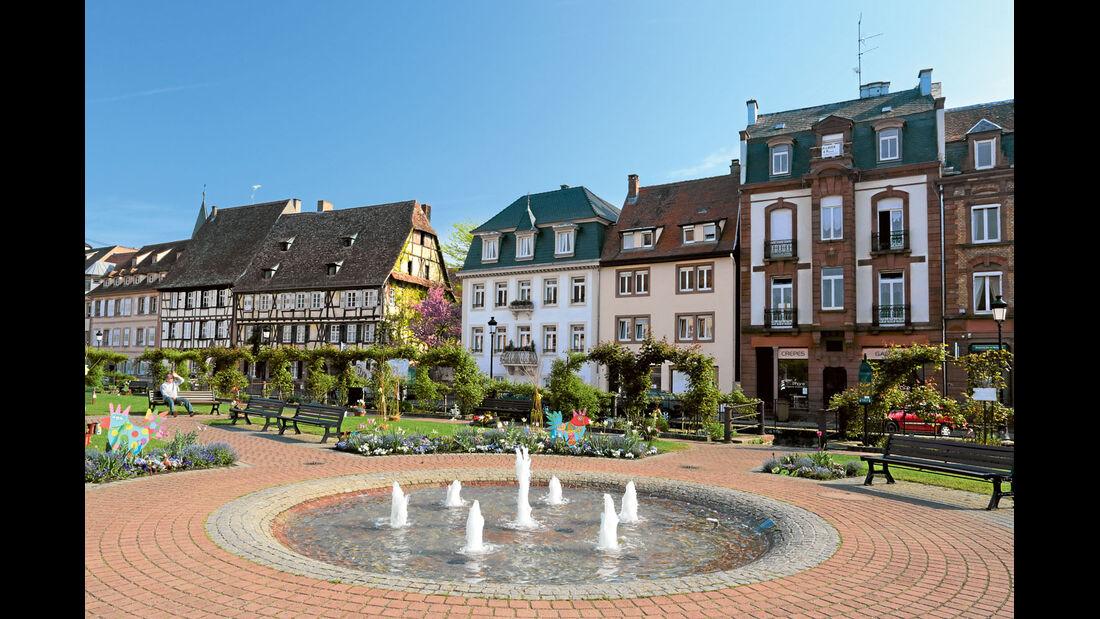 Ratgeber: Mobil-Tour Elsass, Wissembourg