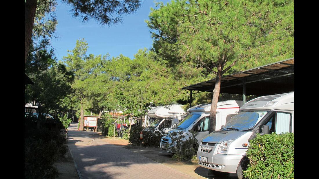 Ratgeber: Mobil-Tour Toskana, Capoliveri