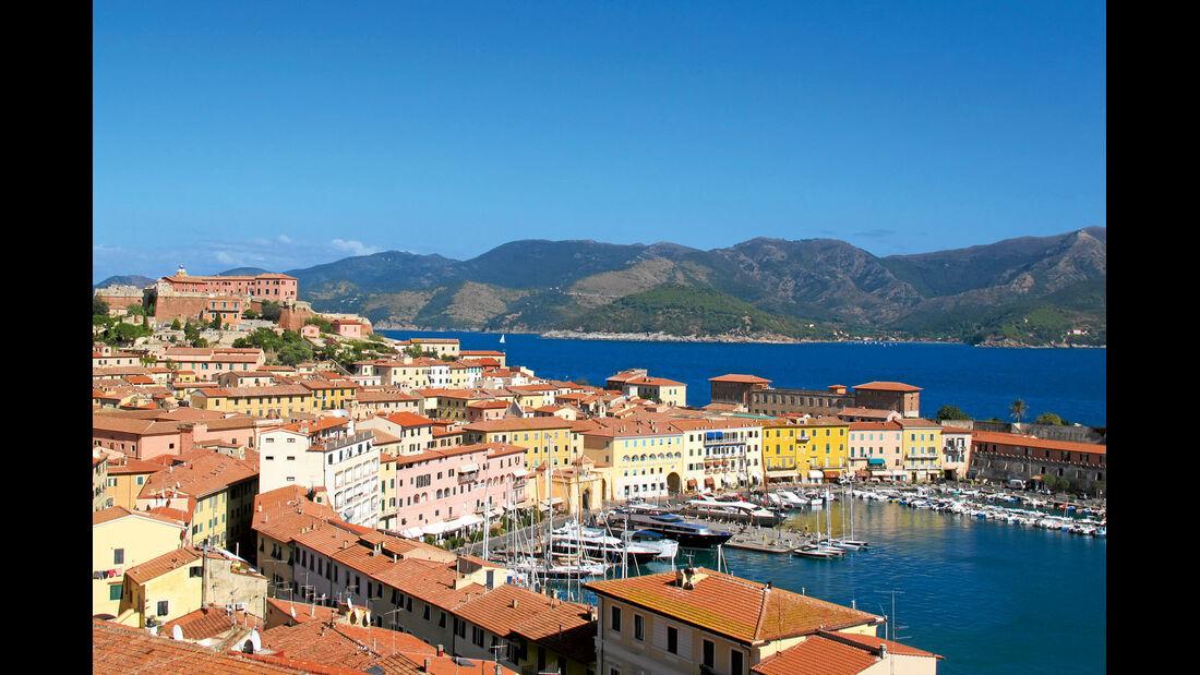 Ratgeber: Mobil-Tour Toskana, Hafenstadt