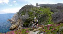 Ratgeber: Mobil-Tour Toskana, Mountainbiker