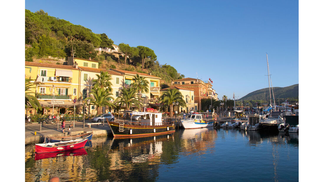 Ratgeber: Mobil-Tour Toskana, Porto Azzurro