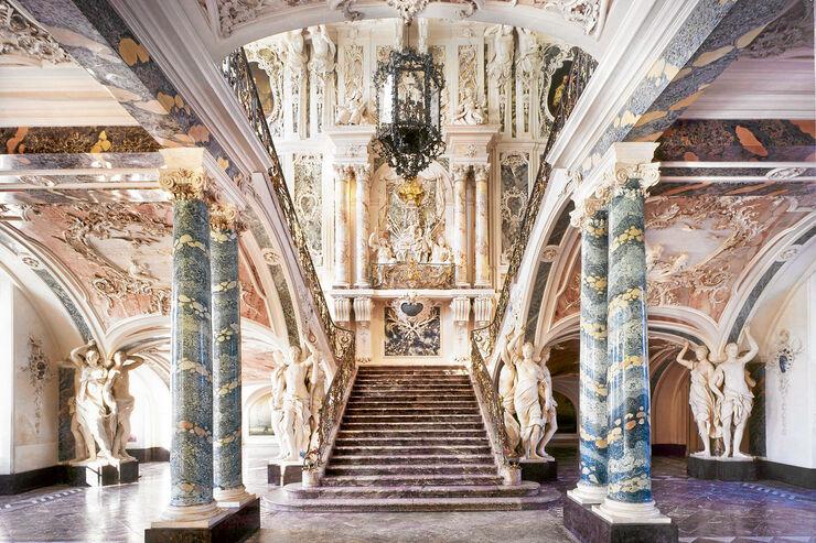 Ratgeber: Reise-Journal, Touren-Tipps, Brühl, Prunktreppe