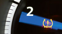 Ratgeber: Service, Reifendruck-Kontrollsystem, Kontrollleuchte