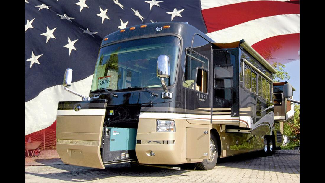 Ratgeber, US-Reisemobile
