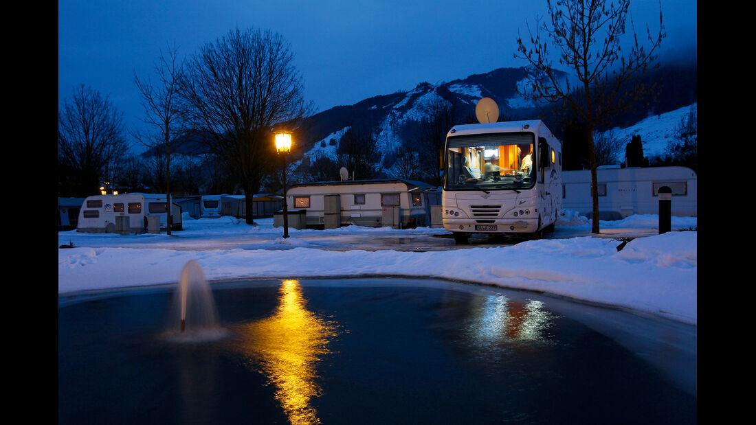 Ratgeber: Wintercamping