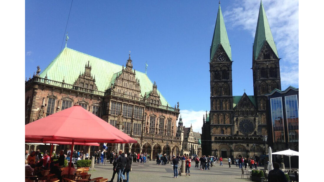 Rathaus in Bremen