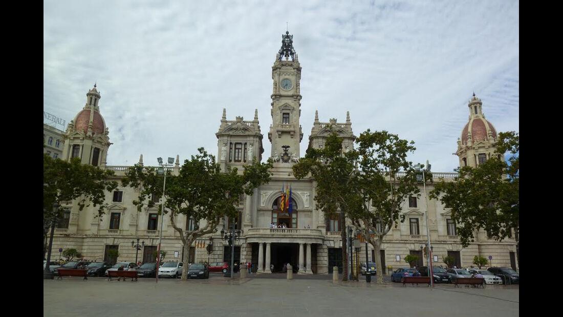 Rathaus in Sevilla