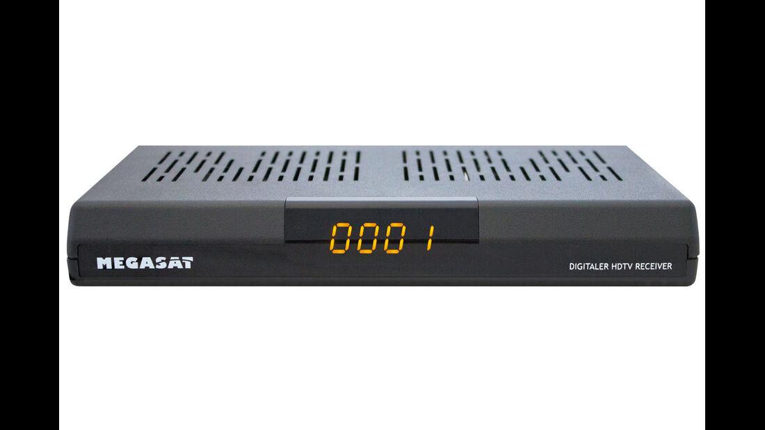 Receiver mit Triple-Tuner von Megasat