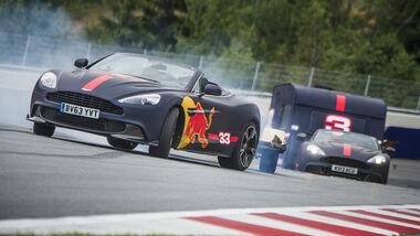 Red Bull - Camping-Rennen - Max Verstappen vs. Daniel Ricciardo - Spielberg - 2017