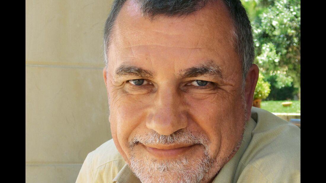 Redakteur Adi Kemmer